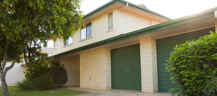 Rollerdoor garage for safety