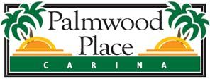 Palmwood Place Logo, Carina